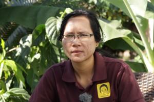 Salin Nny, School director