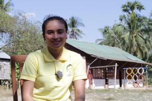 Makara Soat, English teacher