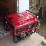 Generator at AKC