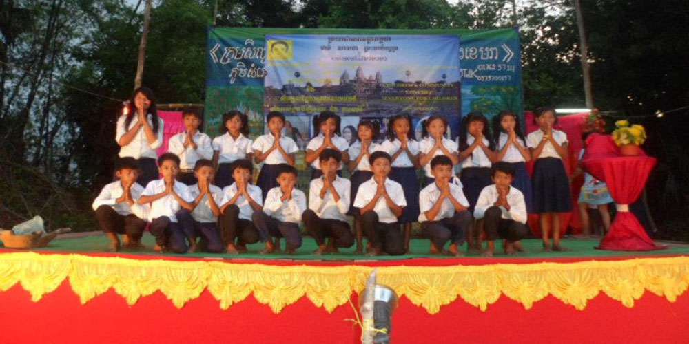 International & Cambodian Children Day Celebration @ AKC
