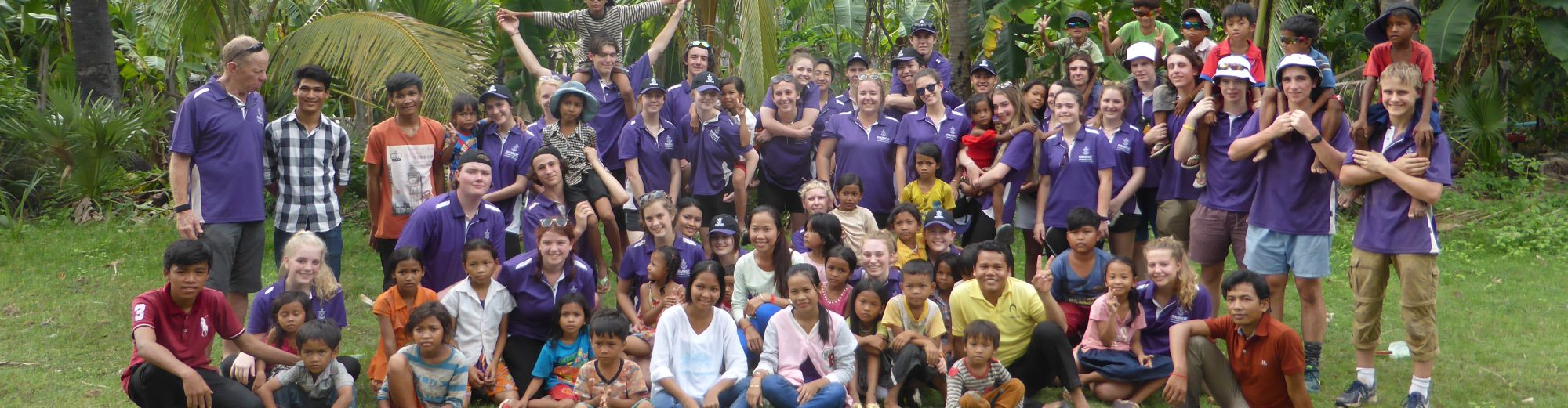 Ivanhoe Grammar School Service Project June 2016 at AKC