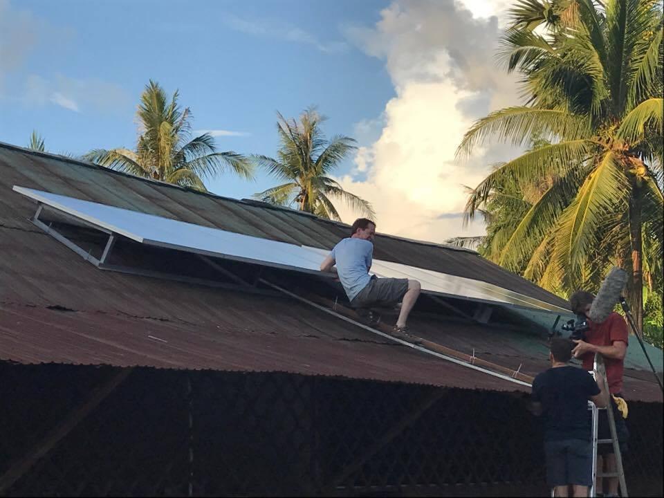 AKC New Solar Panel