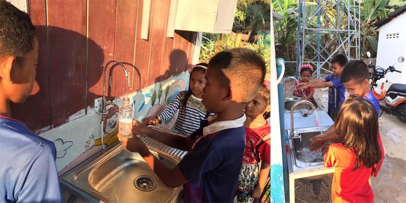 Purified Water @ AKC